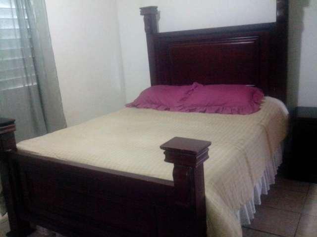 Juego de habitacion caoba en Santo Domingo - Muebles | 61991