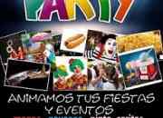 Payasos, organizacion de eventos, fiestas infantiles