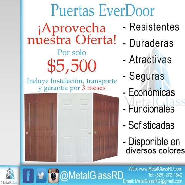 Puertas Para Baños En Santo Domingo: de oferta! transporte, instalación y en Santo Domingo, Dominicana