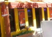 Por motivo de viaje, vendo restaurante equipado en gazcue