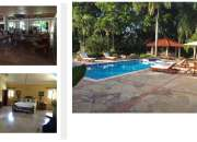 Villa en casa de campo - decorada y amueblada - 750,000 usd