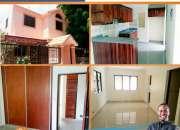 Hermosa casa a precio de apartamento en la prolongacion 7 de 2 niveles