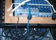 Amplificador equipo de voces