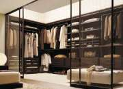 Elegante closets modulares super modernos