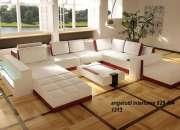 Elegante sofá moderno con estilo exclusivo