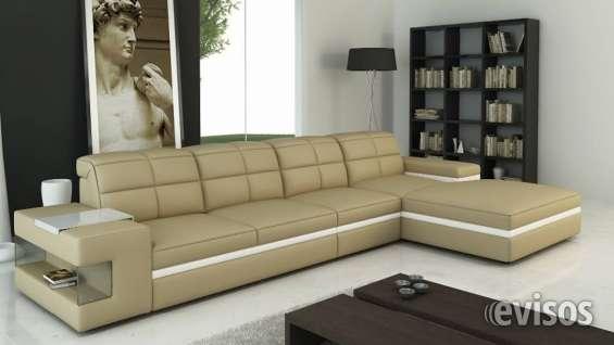 Elegante mueble moderno en forma l en santo domingo, dominicana ...