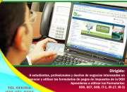 Curso manejo de formularios pago impuestos dgii