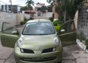 Vendo nissan march 2008 290000 nitido 8096601667