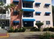 Apartamento amueblado en el residencial josé contreras.-