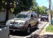 Nissan xterra 2002 03 4x4 gasolina.