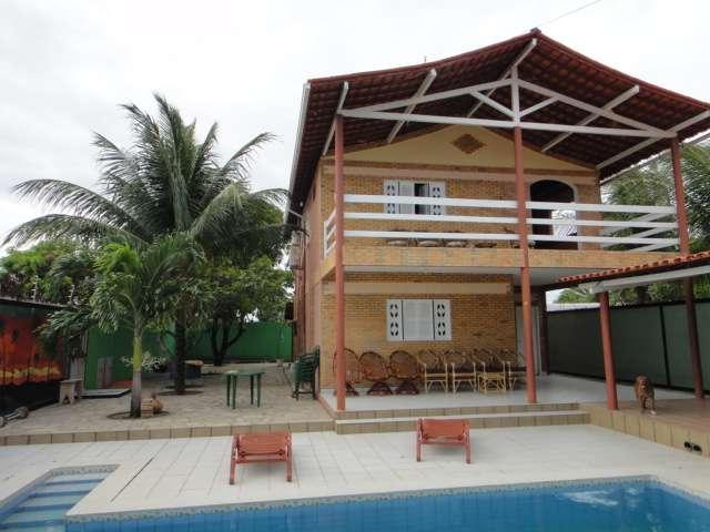 Casa playa paradisiaca litoral sur paraiba brasil