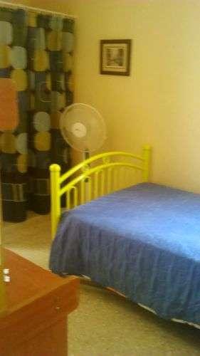 Habitacion amueblada independiente en renta en villa olga