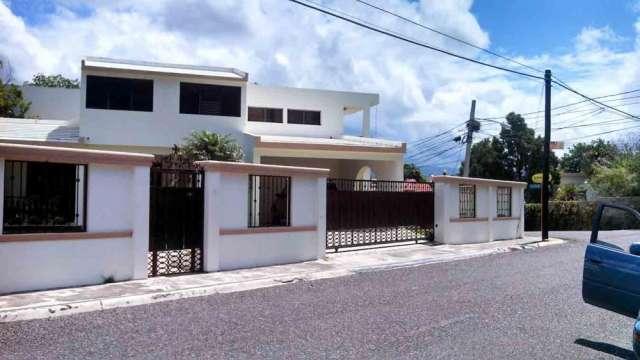 Cobig real estate vende casa en cerros de gurabo santiago