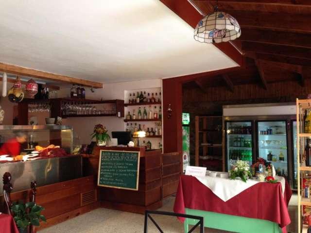 Vendo restaurante italiano