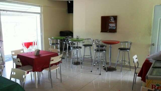 Se alquila bar/restaurante, karaoke totalmente montado y equipado