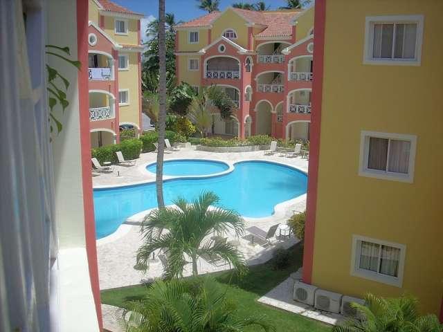 Punta cana bavaro alquiler apartamento playa los corales