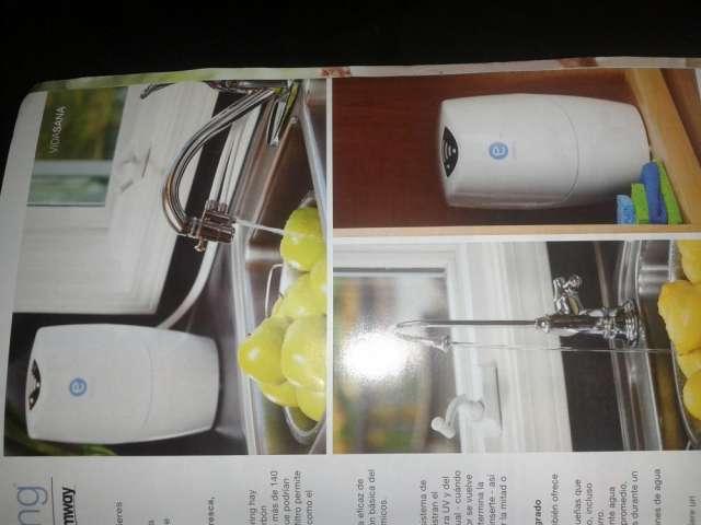 Fotos de Filtro purificador de agua 3