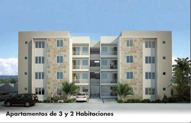 Nexo real estate vende apartamentos nuevos (hfa-143)