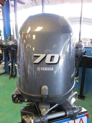 Yamaha 70 hp 4 tiempos fuera de borda motor motor ...... $ 3,800