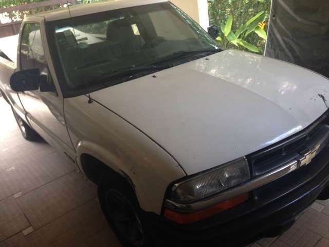 Chevrolet s10 2000 gas/gasolina en santiago