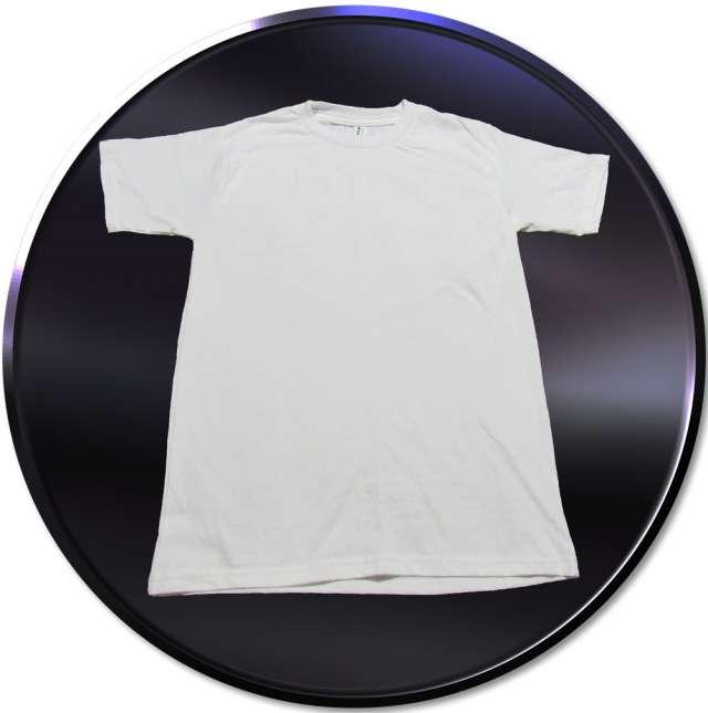 Vendo camisetas blancas 100% algodon
