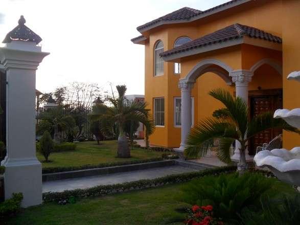 Casa De Lujo En Cerro Altos En Venta O Alquiler En Santiago De Los
