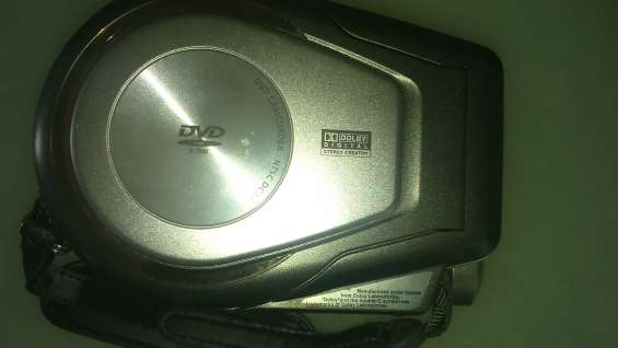 Camara de video y foto con cd