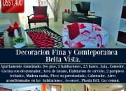 Apartamento Amueblado En Bella Vista