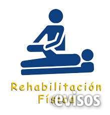 Terapia física, y rehabilitación con técnicas de relajación profunda