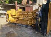 planta electrica caterpillar 1200 kw