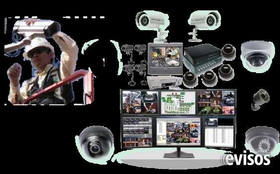 Servicio de instalación de cámaras de seguridad y soport