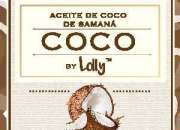 ACEITE DE COCO DE SAMANA