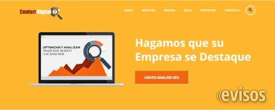 Servicio de posicionamiento web seo de calidad