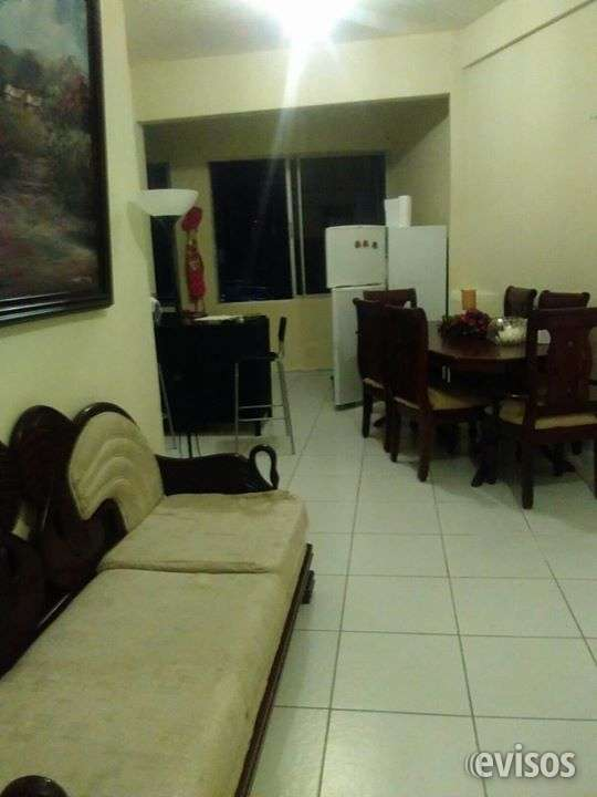 Alquiler apartamentos en gazcue, amueblados, por mes, dos habitaciones