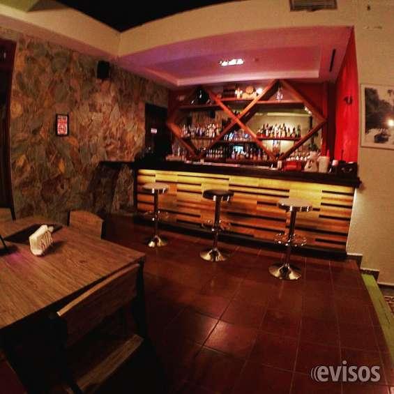 Vendo o traspaso bar/restaurant zona colonial