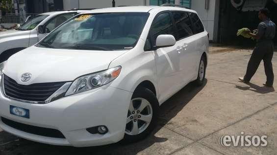 Toyota sienna del 2011