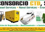 SERVICIO DE MECANICA DIESEL & ENERGIA SOLAR