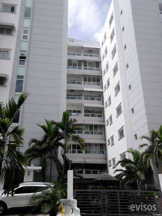 Se vende apartamento de 229m2 (evaristo morales)