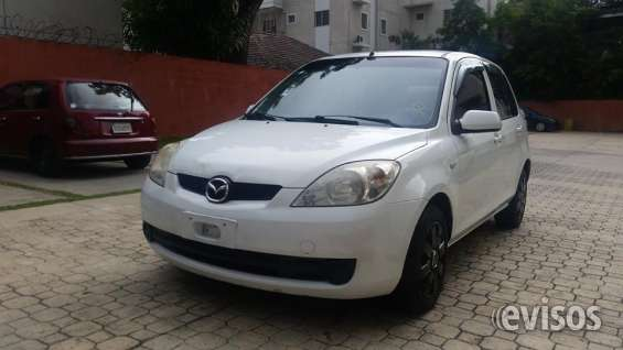 Vendo mazda demio 2005 inicial 70,000 financiamiento disponible