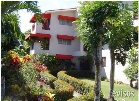 Venta apartamento semi- amueblado en bayardo, puerto plata.