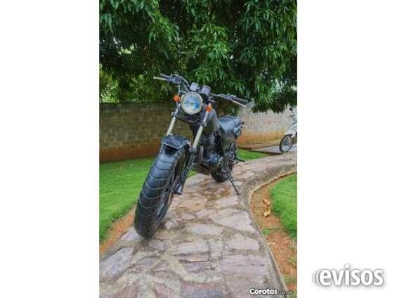 Motor yamaha tw 225 special