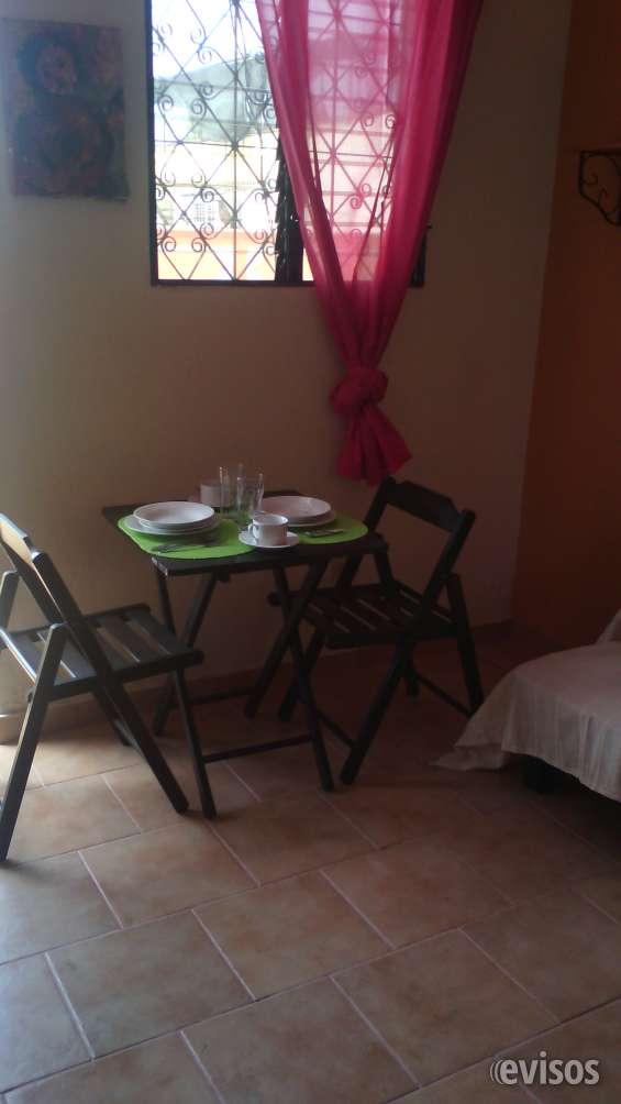 Alquiler apartamentos amueblados en zona colonial, santo domingo, rep. dom.