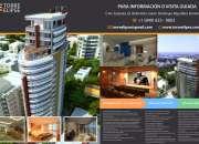 Venta de lujosos apartamentos en bella vista, de 1, 2 y 3 habitaciones, desde u$168,000