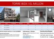 Apartamentos en El Millon