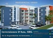Apartamentos en Santiago. Residencial UNIKO