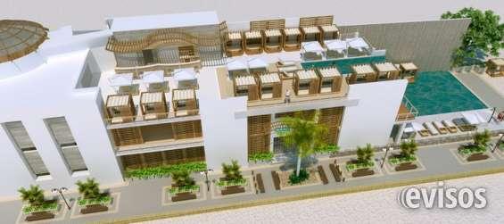 Moderno apartamento en venta en bavaro