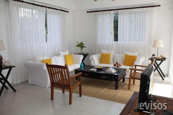 Apartamento en juan dolio primera línea de playa