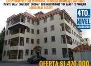 Apartamento en venta en 4to. nivel en gurabo santiago