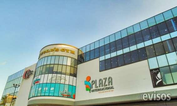 Local comercial renta plaza internacional santiago