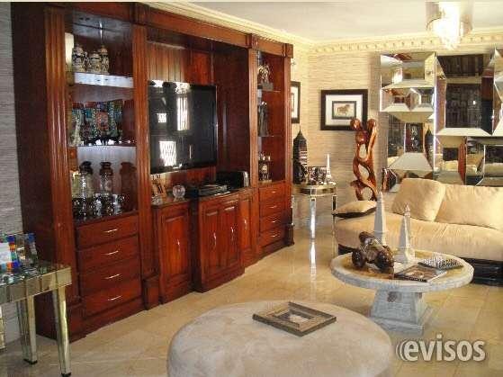 Alquilo casa 4 hab, 4 baños, arroyo hondo, residencial los pinos